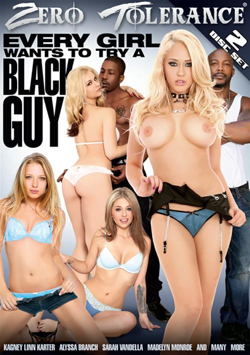 Every Girl Wants To Try A Black Guy