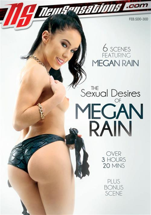 The Sexual Desires Of Megan Rain