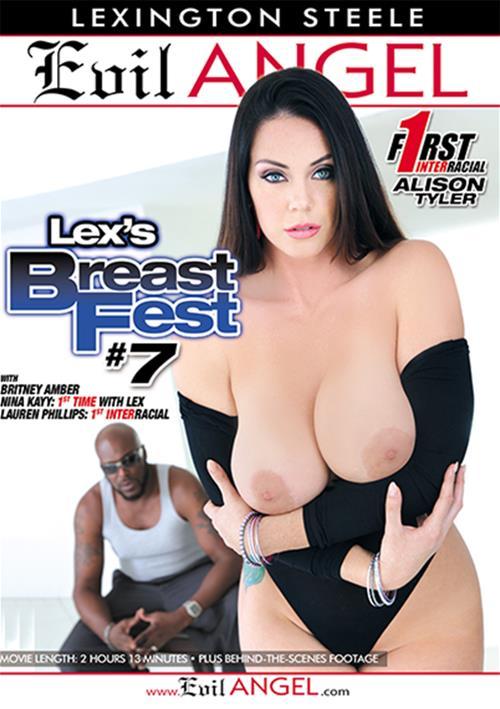 Lex's Breast Fest #7